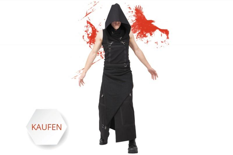 Assasine | Gothic Outfit | Assasine Outfit