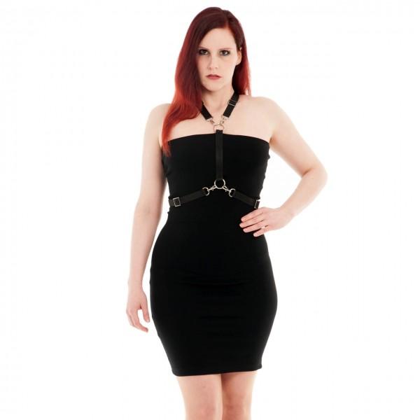 Gothic Kleid Vanadium