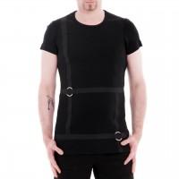 Gothic T-Shirt Titanium S