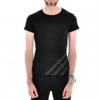 Gothic T-Shirt Zirconium S
