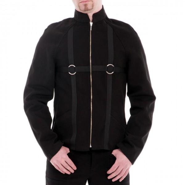 Gothic Jacke Titanium