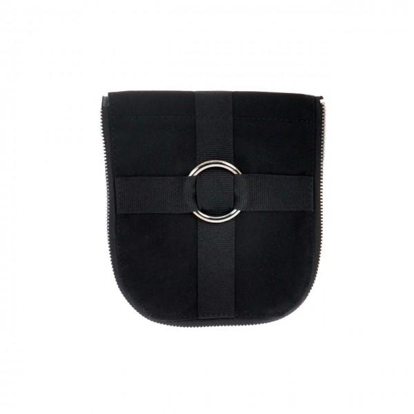 Seitentaschen Titanium