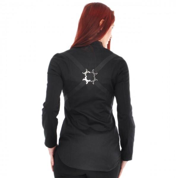 Gothic Damenjacke Xenon