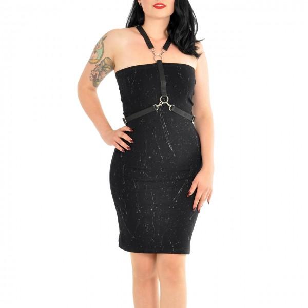Gothic Kleid Cobaltum