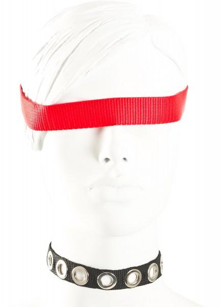 Sale -50% Halsband mit Ösen